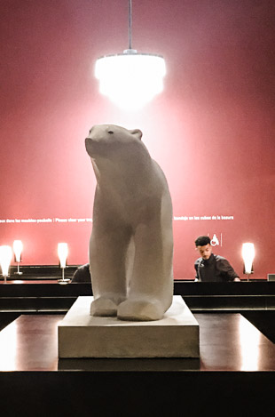 The Polar Bear. Photo: Daniel